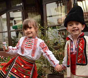 Детска северняшка носия