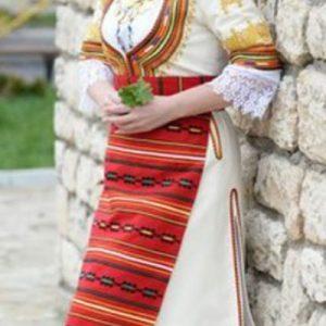 Кюстендилска женска носия